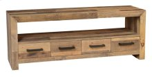 Omni 4Dr TV Stand Natural