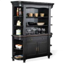 Bourbon County Buffet & Hutch Product Image