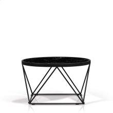 Damon Ceramic Top Coffee Table