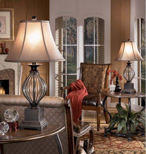 L442234  Metal Table Lamp (2/CN)