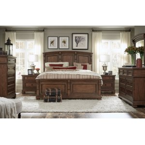 LEGACY CLASSIC FURNITUREOxford Place Complete Panel Bed, Queen 5/0