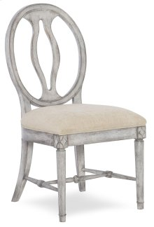 Dining Room Sanctuary Upholstered Side Chair