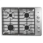 """General ElectricGE(R) 30"""" Built-In Gas Cooktop"""
