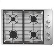 """30"""" Built-In Gas Cooktop with Dishwasher-Safe Grates"""