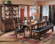 Larchmont - Burnished Dark Brown Set Of 2 Dining Room Chairs Product Image