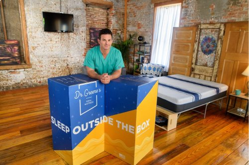 Dr Greene's - Ideal Mattress - Luxury Firm - Queen