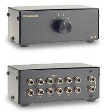 Speaker Selector Model AX-6