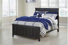 Jaysom - Black 3 Piece Bed Set (Full)
