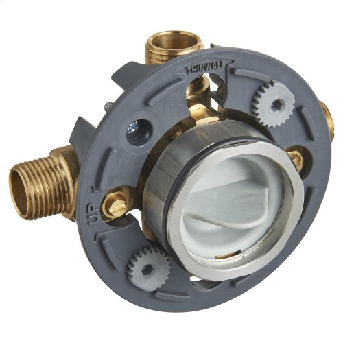 Flash Shower Rough-in Valve With Universal Connections and Screwdriver Stops  American Standard -