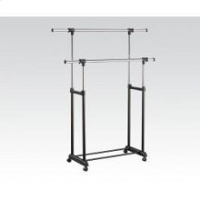 Black Garment Rack
