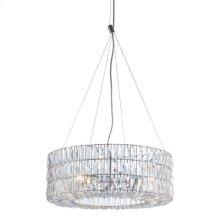 Jena Ceiling Lamp Chrome