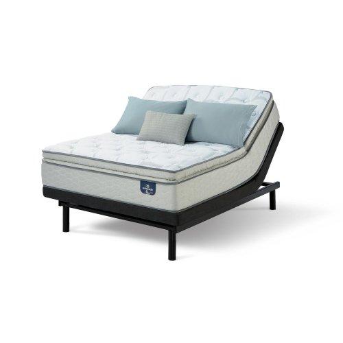 Sertapedic - Carterson - Super Pillow Top - Firm - Queen