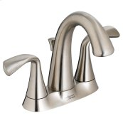 Fluent Centerset Bathroom Faucet  American Standard - Brushed Nickel