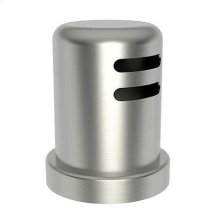Satin Nickel - PVD Air Gap Cap