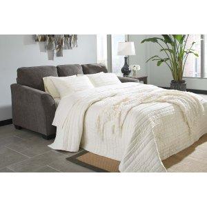 Ashley Furniture Queen Sofa Chaise Sleeper