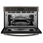 GE Profile 27 in. Single Wall Oven Advantium® Technology