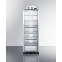 Single Chamber Blanket Warmer With Glass Door, Stainless Steel Construction, Digital Thermostat and Lock