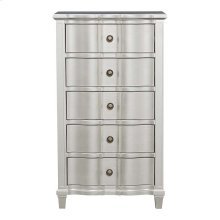 Vintage White Seraphina Lingerie Chest
