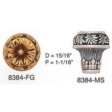 Tremont Mini Knob/ See 7725 for Larger Version