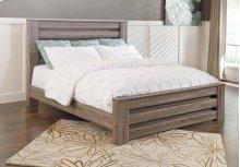 Zelen - Warm Gray 3 Piece Bed Set (King)