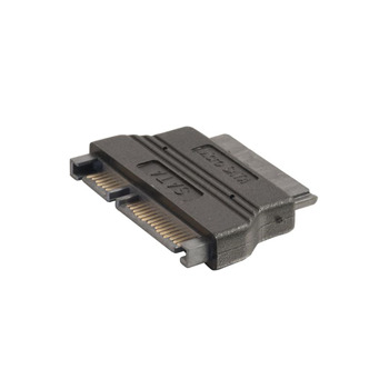 Micro SATA Female to SATA Male Adapter