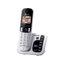 Expandable Digital Cordless Answering System with 1 Handset