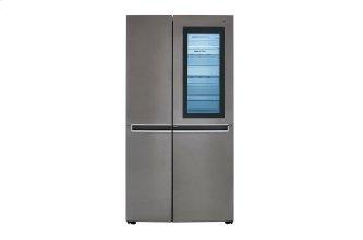 27 Cu. Ft. Side-by-side Instaview Door-in-door™ Refrigerator