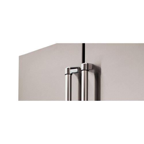36 inch Freestanding French Door Stainless Steel
