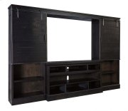 Sharlowe - Charcoal 4 Piece Entertainment Set Product Image