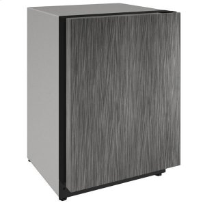 """U-Line24"""" Wine Refrigerator With Integrated Solid Finish and Field Reversible Door Swing (115 V/60 Hz Volts /60 Hz Hz)"""