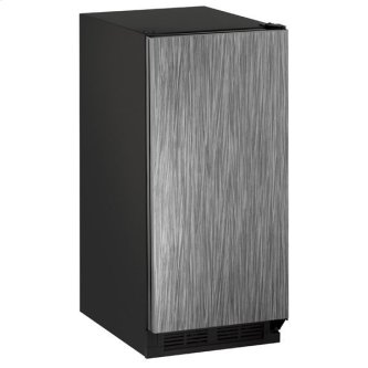 """15"""" Clear Ice Machine With Integrated Solid Finish, No (115 V/60 Hz Volts /60 Hz Hz)"""