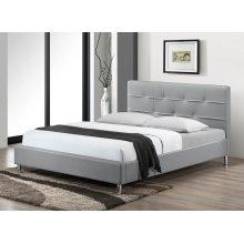 Charlie Queen Platform Bed