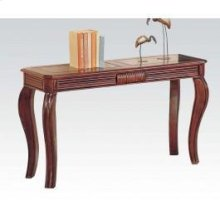 Cherry Sofa Table for 6152