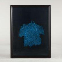 Peinture Light Blue Coral Art Photo