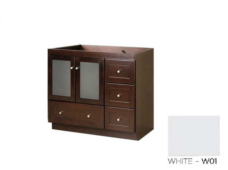 0819301lw01 In White By Ronbow In New York City Ny Shaker 30