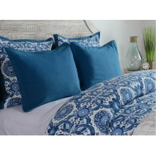 Resort Marine Queen Duvet 92x90