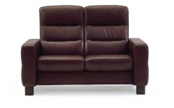 Stressless Wave Loveseat High-back Product Image