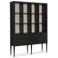 Home Office Tall Bookcase Product Image
