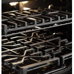"""GE Profile 30"""" Smart Dual-Fuel Free-Standing Convection Range with Warming Drawer"""