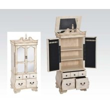 Otis Jewelry Armoire
