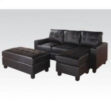 Bk Rev. Sectional Sofa , Ottom