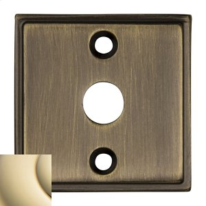 Lifetime Polished Brass 0424 Hollywood Hills Emergency Release Trim Product Image