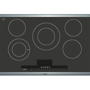 Bosch BenchmarkBenchmark Series - Black with Stainless Steel Frame NETP066SUC NETP066SUC