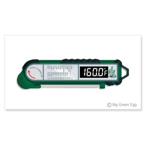 Big Green EggInstant Read Digital Food Thermometer