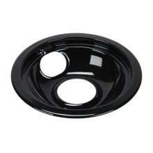 Round Electric Range Burner Drip Bowl