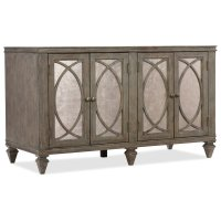 Home Office Rustic Glam Credenza Product Image