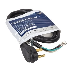 Electric Dryer Power Cord -