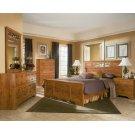 Bittersweet - Light Brown 6 Piece Bedroom Set Product Image