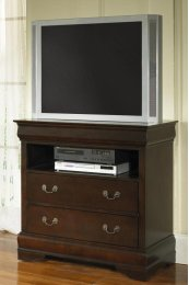 SLD Bordeaux TV Stand