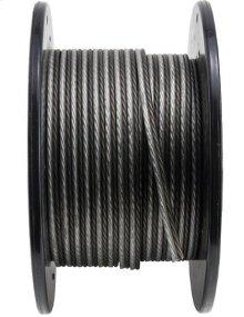 16 AWG Speaker Wire 1000 Foot Spool Black/Silver